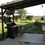 Affitti brevi Ferrara - Alloggio-agriturismo Torre Del Fondo - Barbecue
