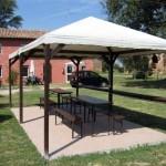 Affitti brevi Ferrara - Alloggio-agriturismo Torre Del Fondo - Gazebo
