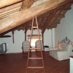 Affitti brevi Ferrara - Alloggio-agriturismo Torre Del Fondo - mansarda